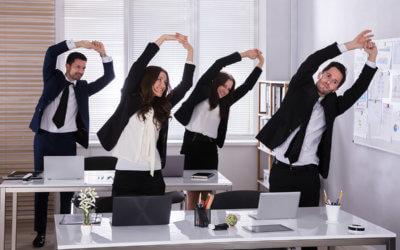 Lutter contre la sédentarité : 3 conseils pour avoir une activité physique régulière en travaillant